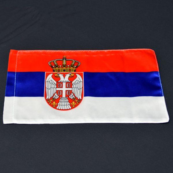 Stona državna zastava Srbije.