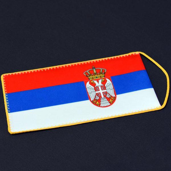 Stona zastava Srbije.
