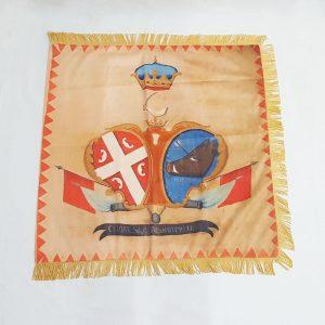Vojno istorijska zastava S verom u boga