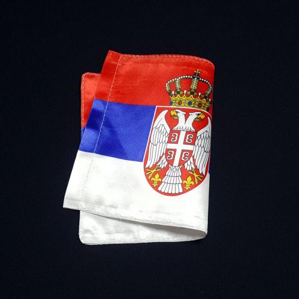 GMT prodaja, stone zastave Srbije.