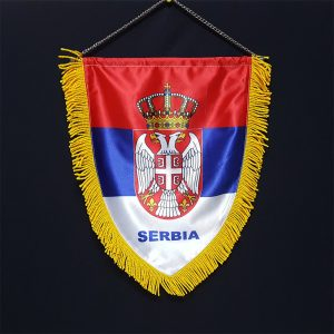 Kapitenska zastava Srbije