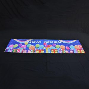 Rođendanski baner