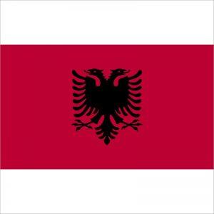 zastava albanije zastaveshop