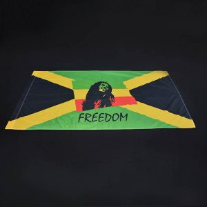 Zastava Bob Marley