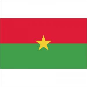 zastava burkine faso zastaveshop