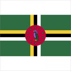 zastava dominike zastaveshop