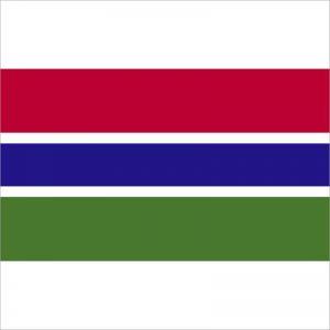 zastava gambije zastaveshop