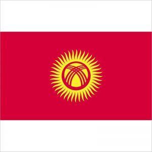 zastava kirgistana zastaveshop
