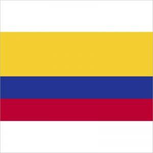 zastava kolumbije zastaveshop