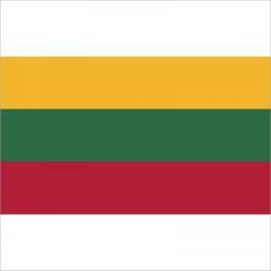 zastava litvanije zastaveshop