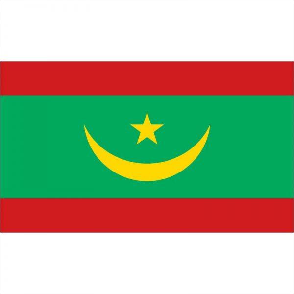 zastava mauritanije zastaveshop