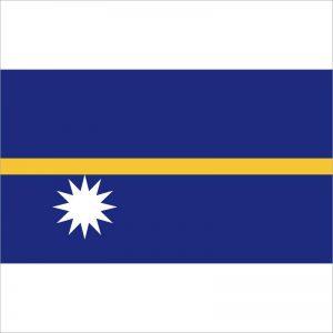 zastava naurua zastaveshop