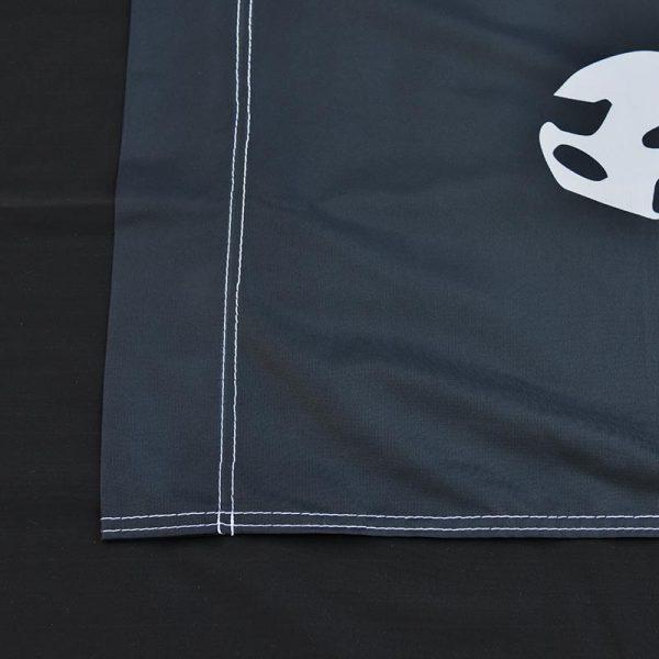 Piratska zastava crna