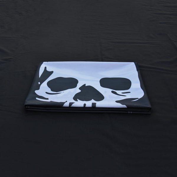 Zastava piratska kosturska glava