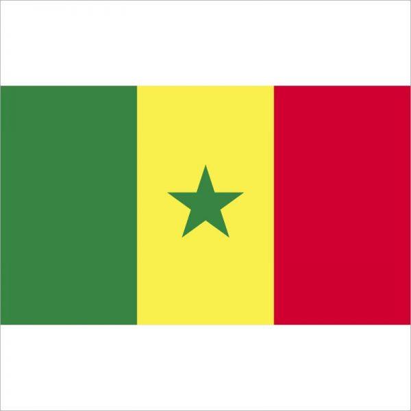 zastava senegala zastaveshop
