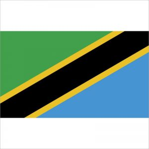 zastava tanzanije zastaveshop