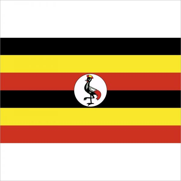 zastava ugande zastaveshop