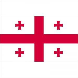 zastava gruzije zastaveshop