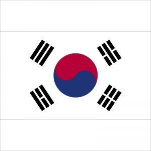 zastava južne koreje zastaveshop