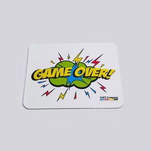 Mousepad Game over header zastaveshop gmt company