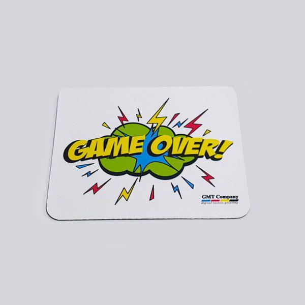 Mousepad Game over header zastaveshop gmt company