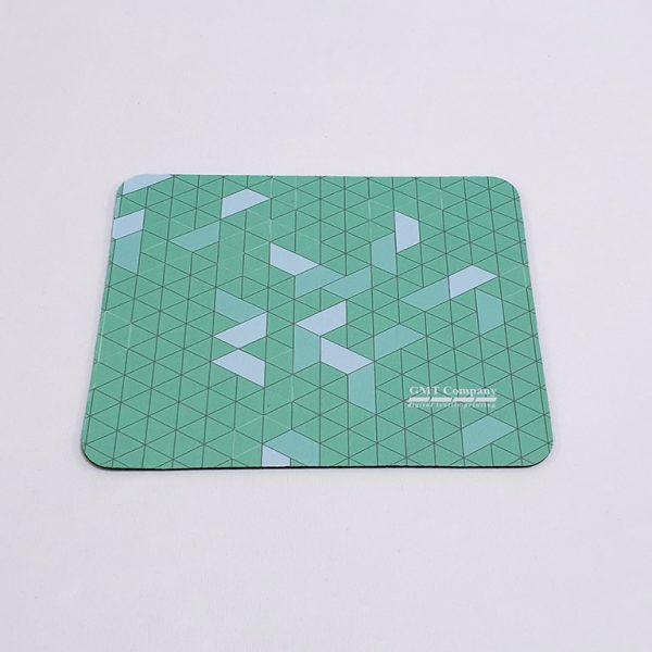Mousepad Kocke zelena 1 zastaveshop GMT Company