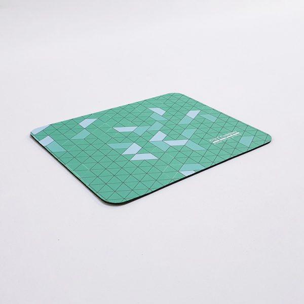 Mousepad Kocke zelena 2 zastaveshop GMT Company