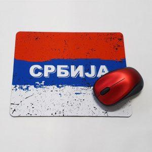 Mousepad Srbija naziv 1 zastaveshop GMT Company