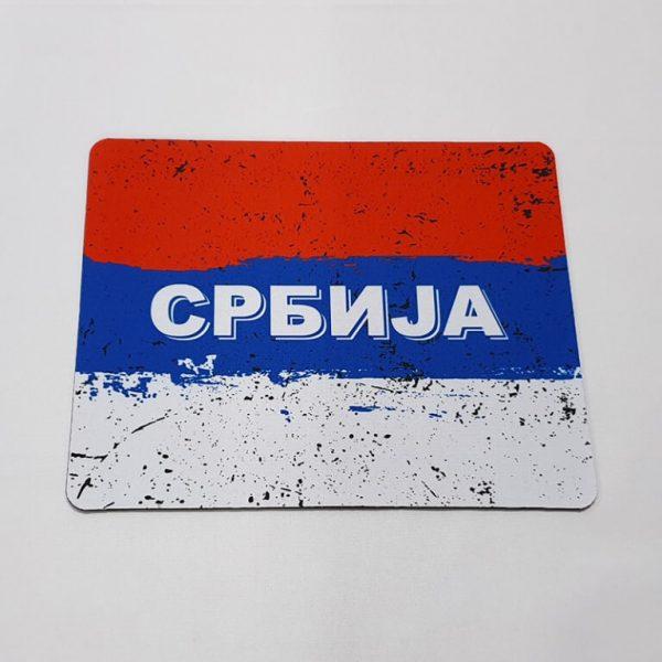 Mousepad Srbija naziv 2 zastaveshop GMT Company
