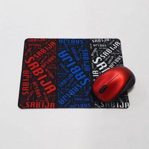 Mousepad Srbija tekst 1 zastaveshop GMT Company