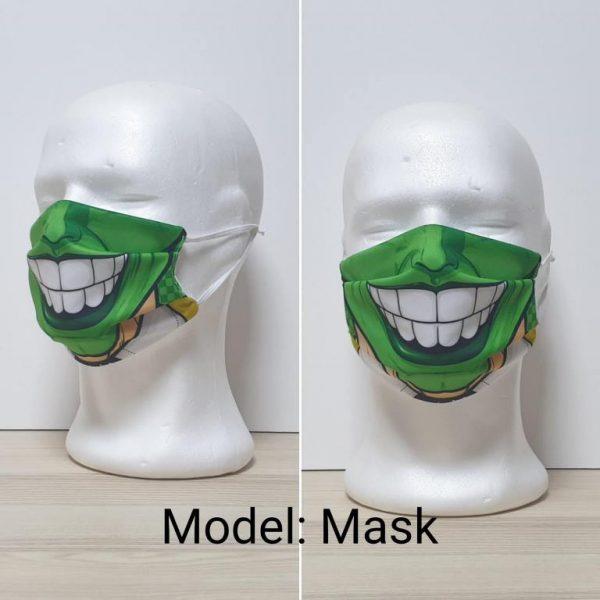 Maska za lice - Skull print model Mask zastaveshop