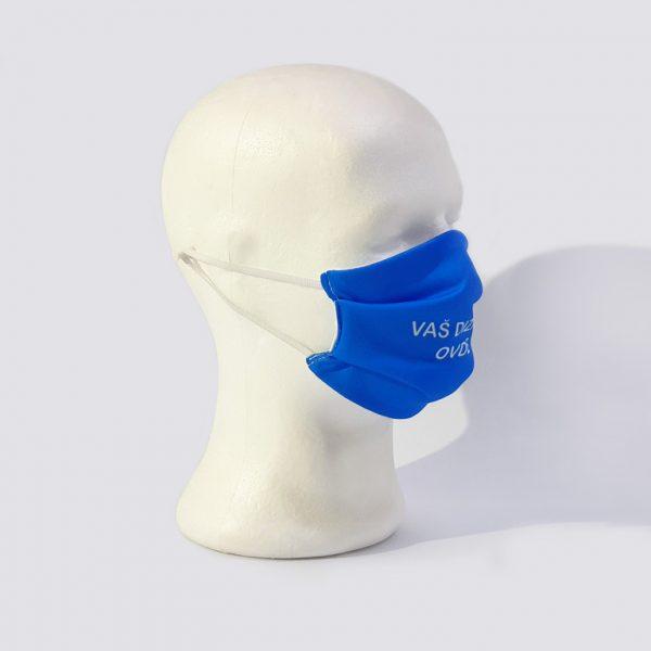 Maska za lice sa logom - set 25 komada 2 zastaveshop GMT Company
